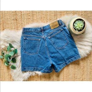 Vtg Calvin Klein Mom Shorts